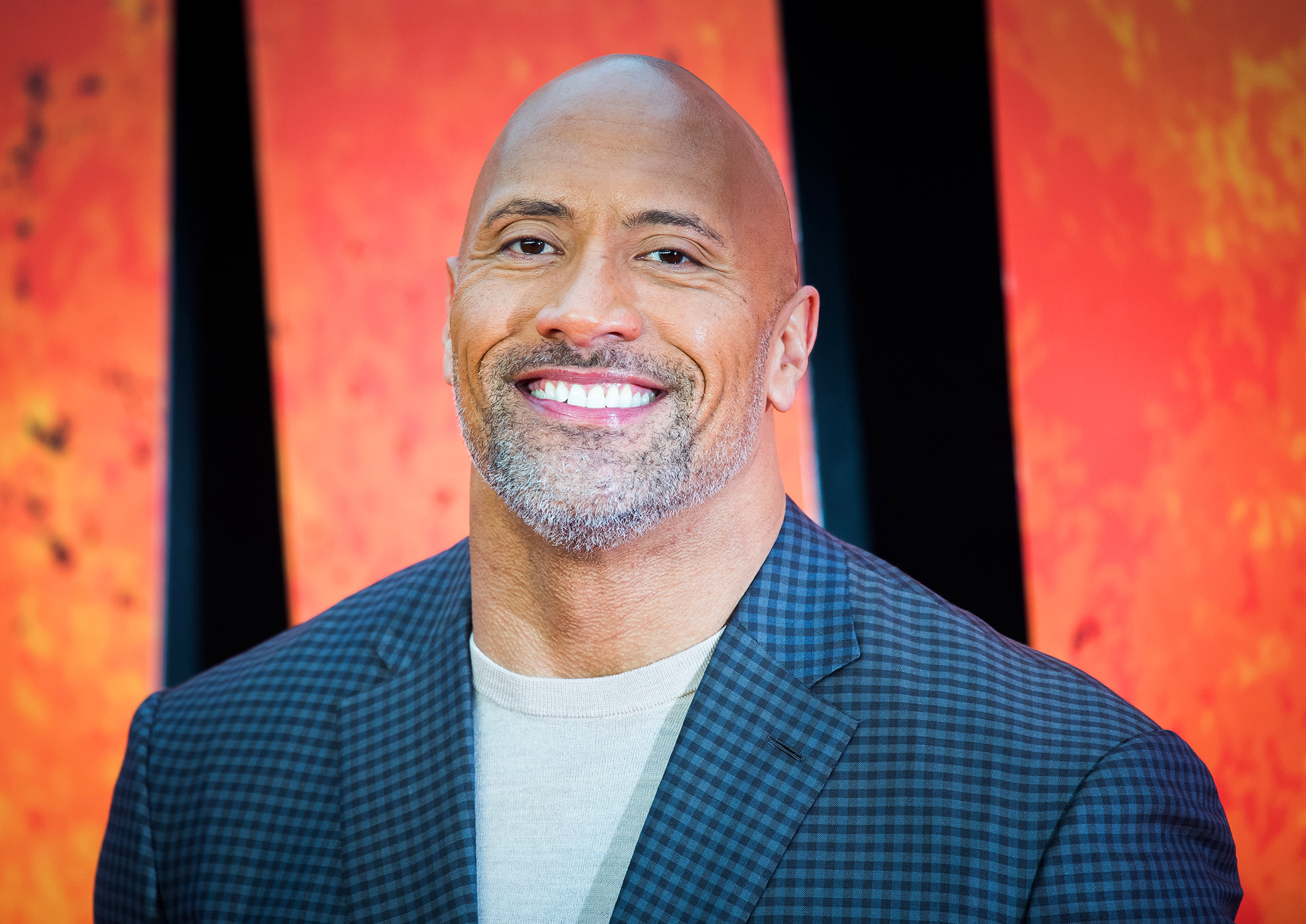 Dwayne Johnson's Cheat Meal Includes 18 Sushi Rolls