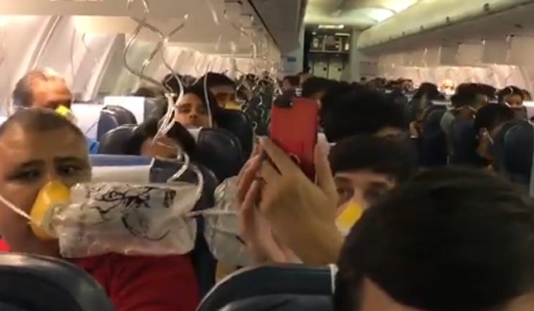 Human error the likely Cause for Drop in Cabin Pressure on Jet Airways