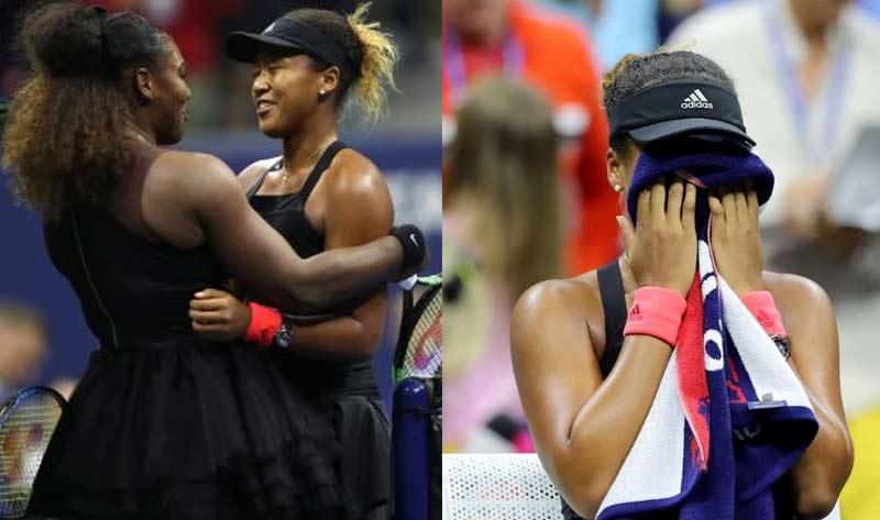 The Naomi Osaka Serena Williams Saga