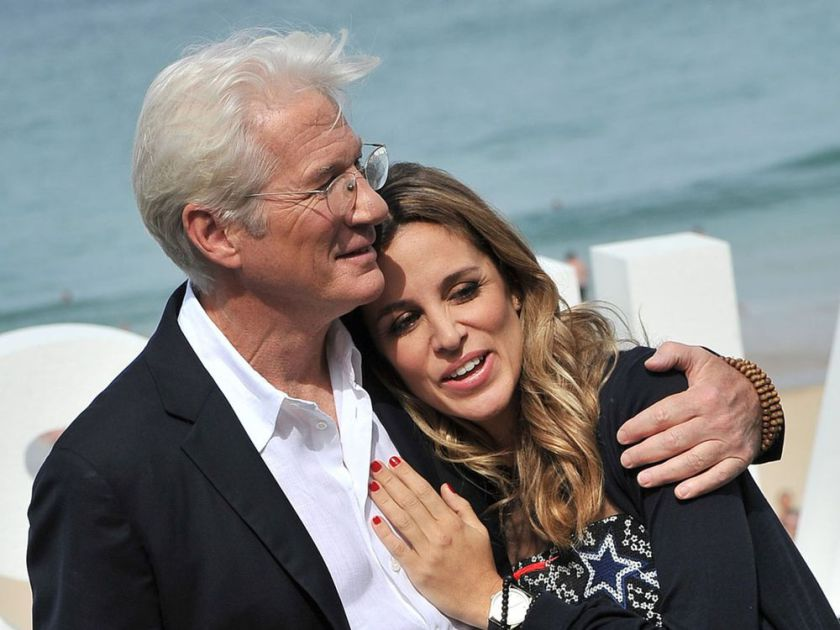 Richard Gere all set for Fatherhood at Age 69