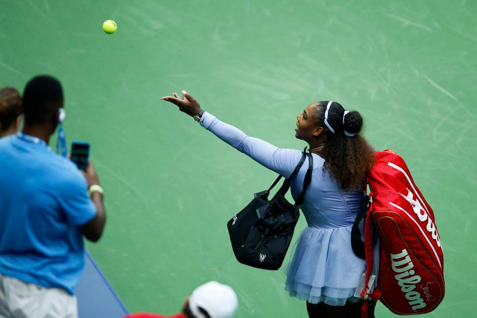 Two more children on the cards for Serena Williams