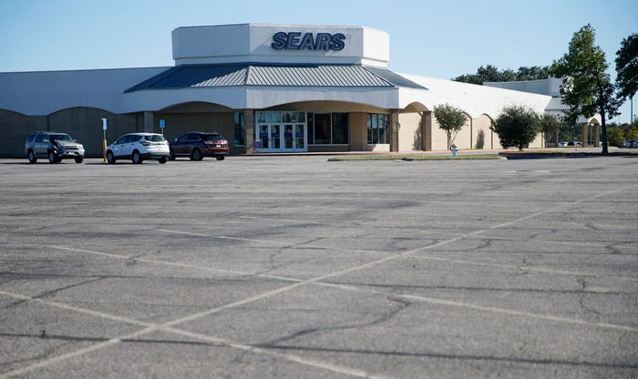 American Retail Giant Sears Files for Bankruptcy