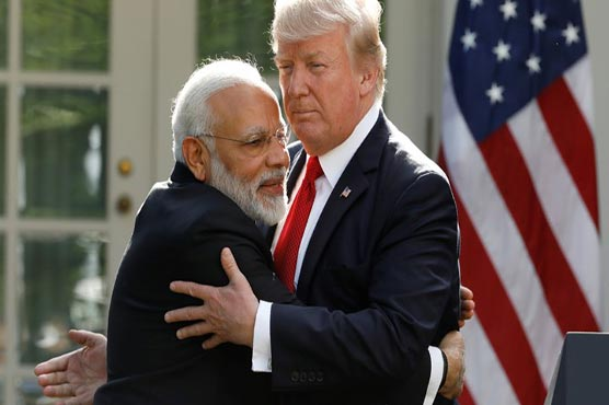 Donald Trump Snubs Modi