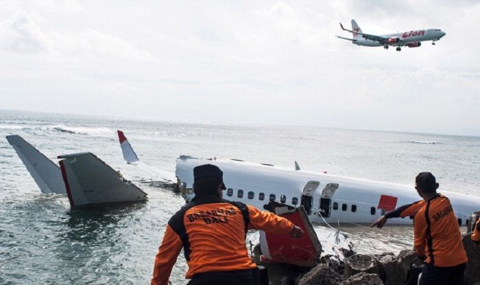 Indonesian Flight JT610 Crashes