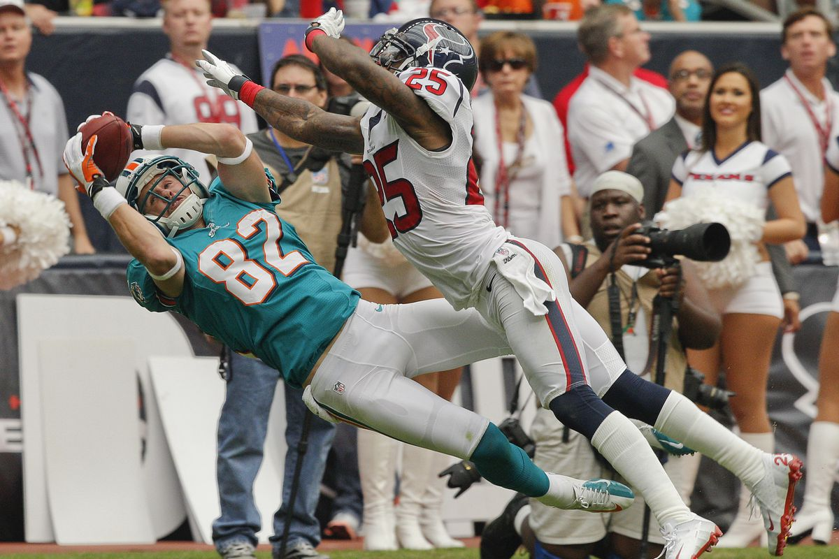 Miami Dolphins vs. Houston Texans Online