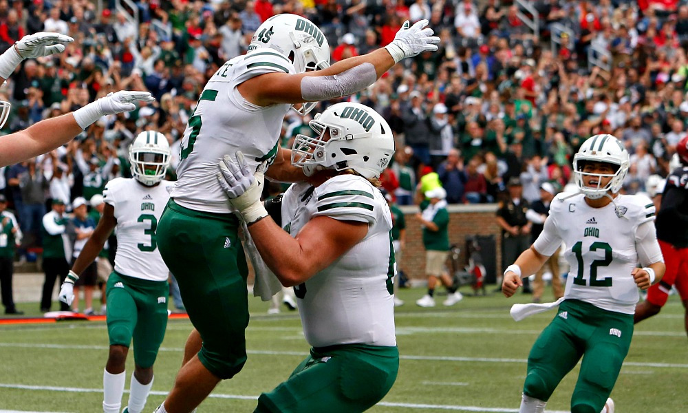 Thursday Night Game Preview Ohio vs. Ball State