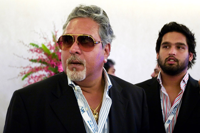 Vijay Mallya's eviction from his Central London Mansion imminent