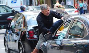 Alec Baldwin Arrested For Punching a Man Over Parking Space