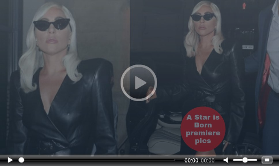 Lady Gaga Victim of Major Wardrobe Malfunction