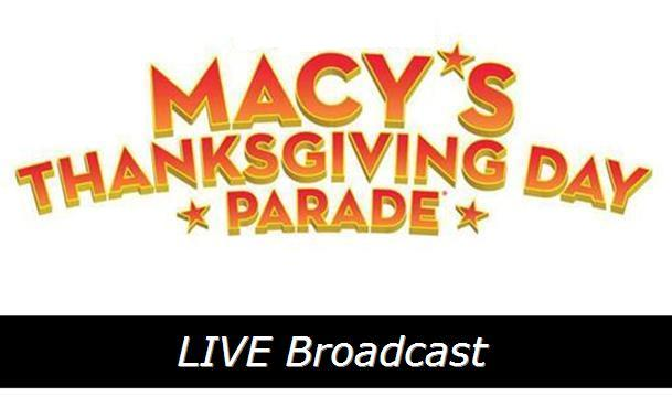 Macy's Thanksgiving Parade 2018 Live Broadcast
