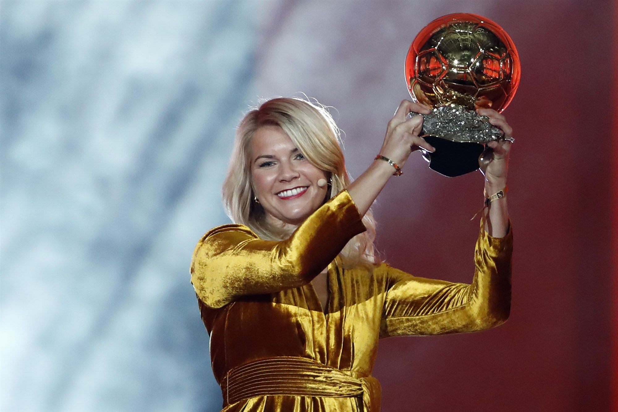 Ada Hegerberg's Ballon d'Or Marred by Male Chauvinism