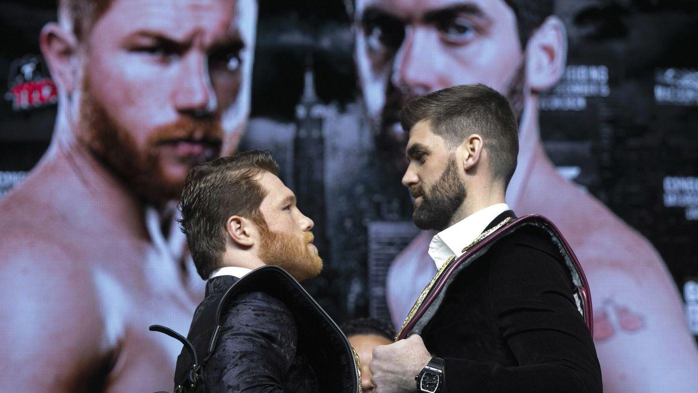 Canelo Alvarez vs Rocky Fielding Fight Info