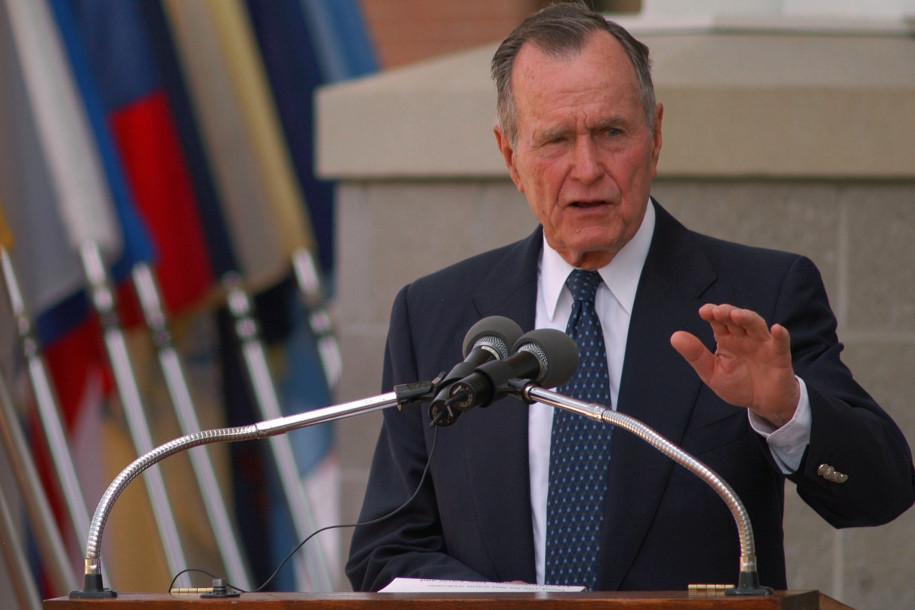 Former President George H.W. Bush Passes at 94