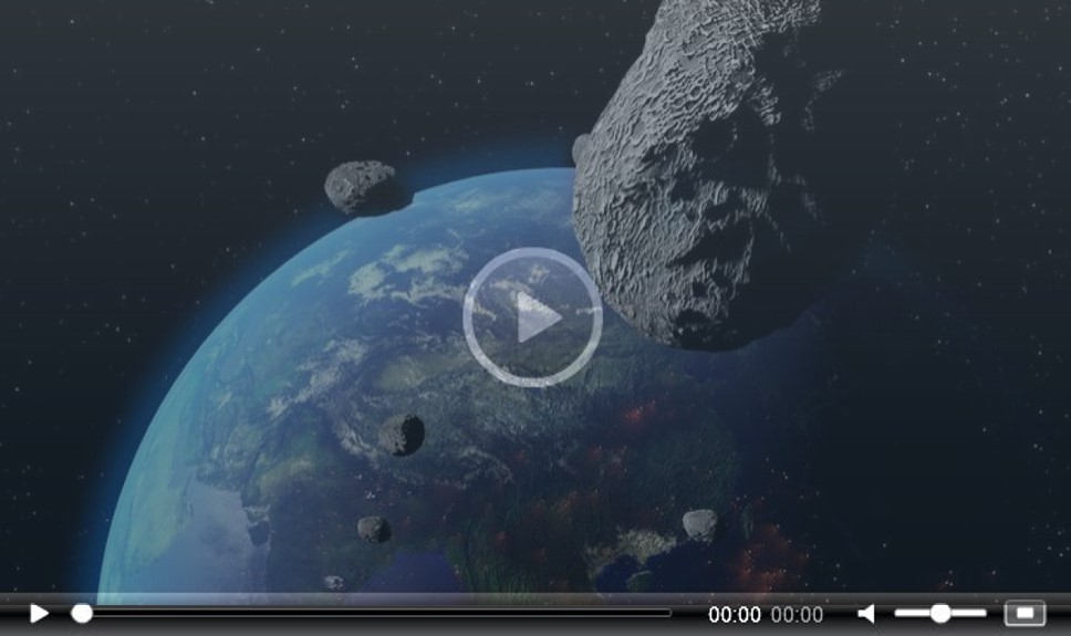 Giant Asteroid Is Heading To Earth Today