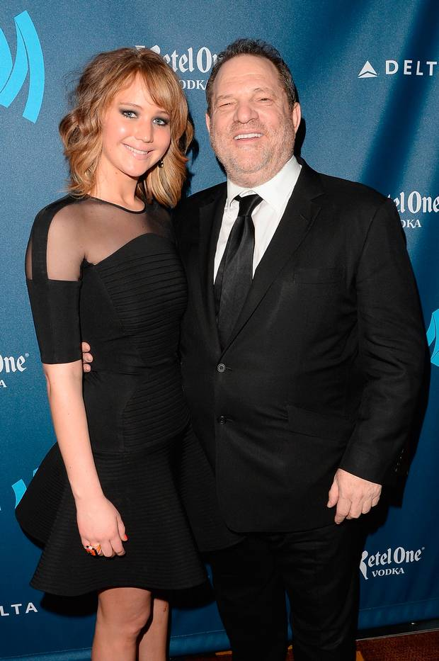 Jennifer Lawrence Denies Weinstein Predatory Claim