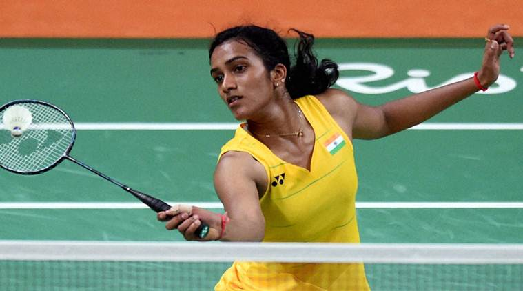 PV Sindhu Into The BWF World Tour Finals Guangzhou