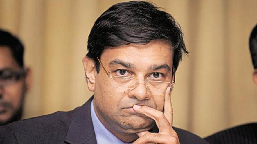 RBI Governor Urjit Patel Submits His Resignation
