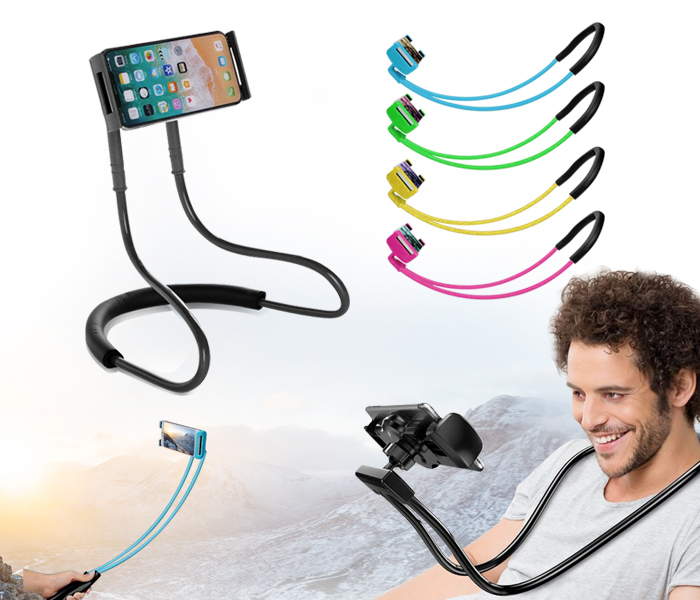 The Laziest Smartphone Holder