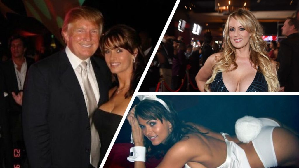The Lid Blown Off Trump's Sex Scandals