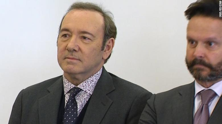 Kevin Spacey Charged With Indecent Assault And Battery