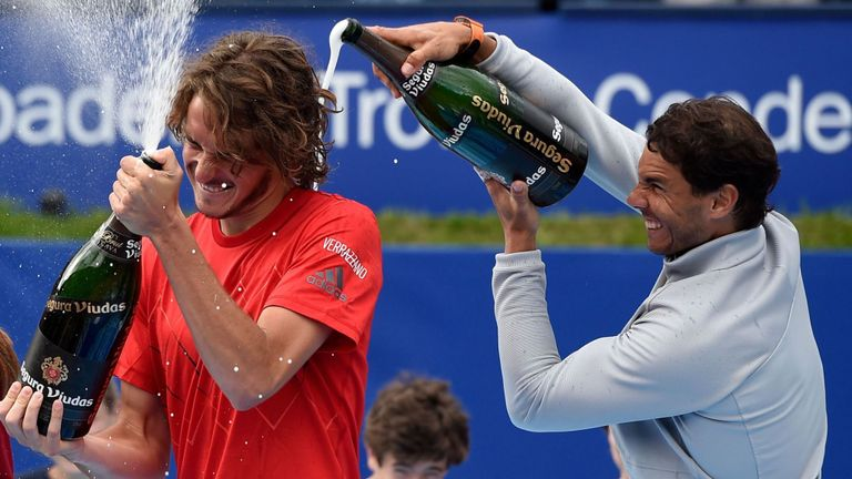 Nadal's Take on Stefanos Tsitsipas