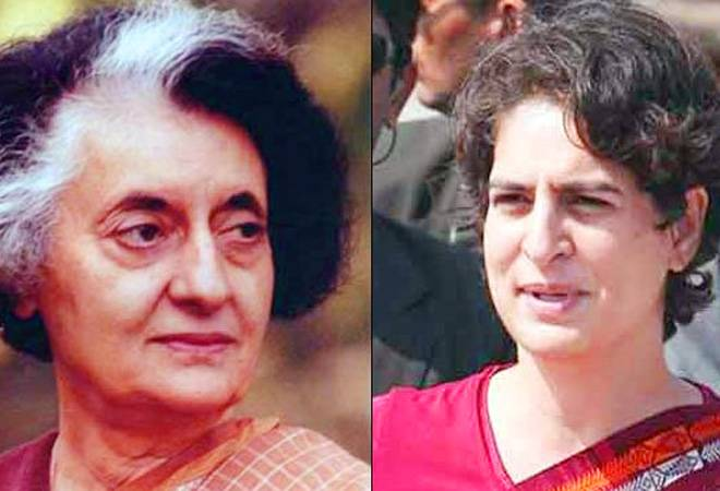 Priyanka Gandhi Vadra Appointed AICC General Secretary