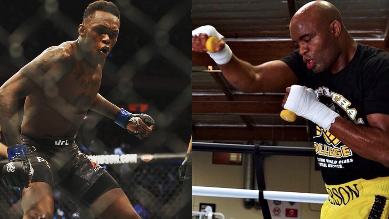 Israel Adesanya vs. Anderson Silva UFC 234