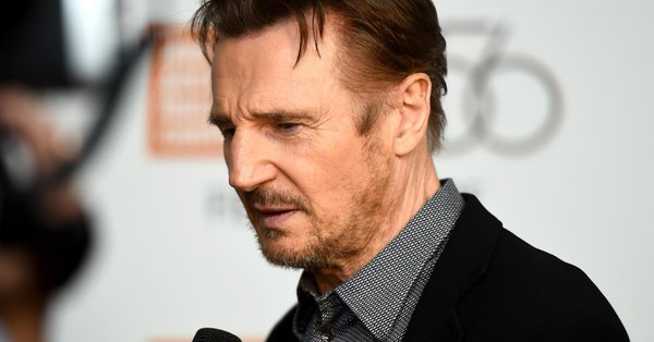 Liam Neeson Reveals His Primal Side