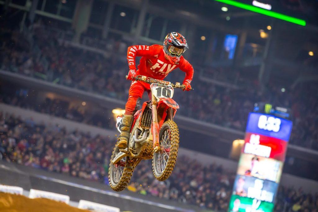 Monster Energy AMA Supercross Detroit 2019