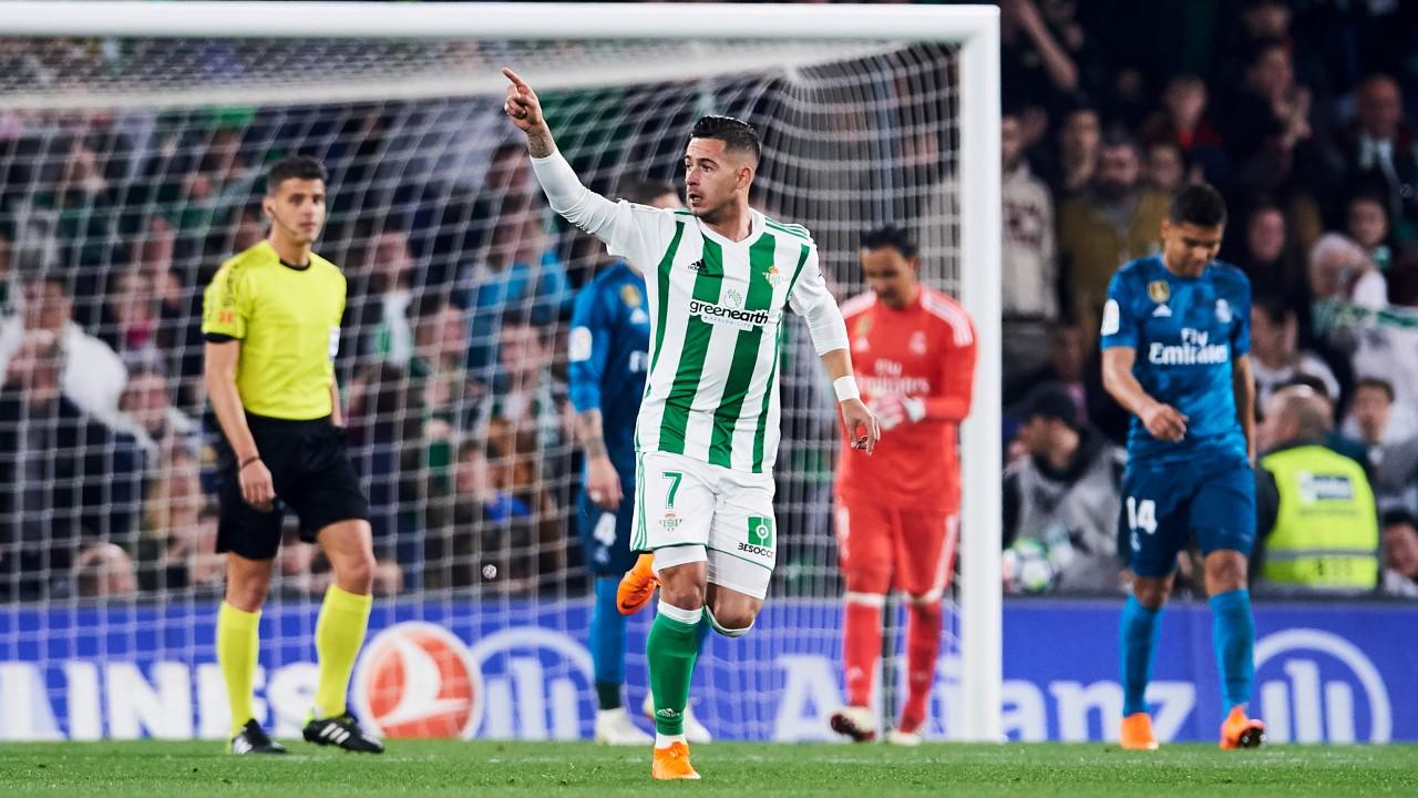 Real Betis vs Valencia Copa del Rey 2018-19 Semi Finals