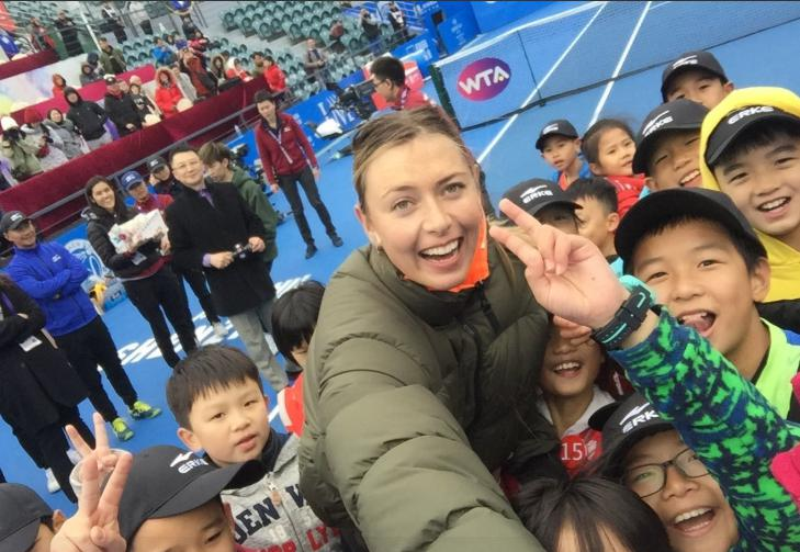 Sharapova's Olympic Gold Dream