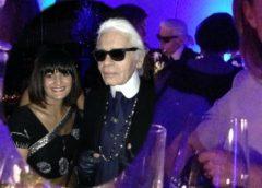 Iconic Fashion Designer Karl Lagerfeld RIP