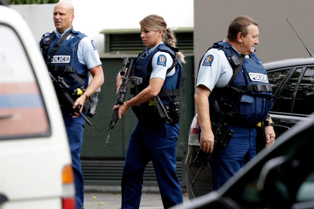 Christchurch Terrorist Shooting Live Updates | 49 Dead 2 Mosques Attacked