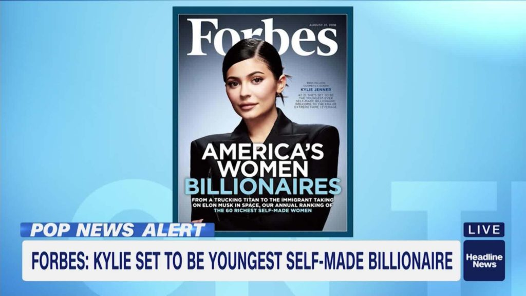 Kylie Jenner is World's Youngest Self-Made Billionaire | True Instagram Success Story