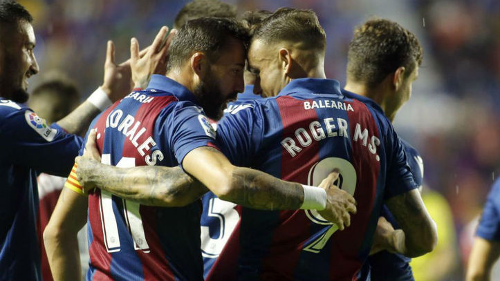Leganés vs Levante UD Football Spanish La Liga PrimeraLeganes vs LevanteSpanish La Liga PrimeraMonday (Greenwich Mean Time)15:00 ET 20:00 GMT 01:30 IST04-MarFollow this match featuring Leganes vs Levante right here.