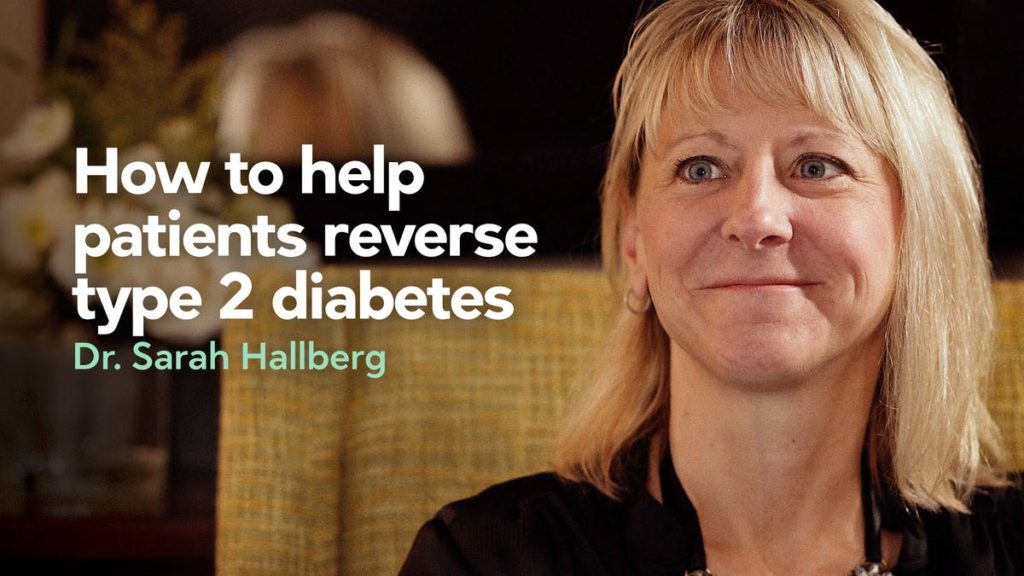 Ignoring The Guidelines Key To Reversing Type 2 Diabetes | Sarah Hallberg On TEDxPurdueU