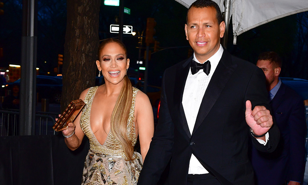 Jennifer Lopez Gets Engaged to Alex Rodriguez