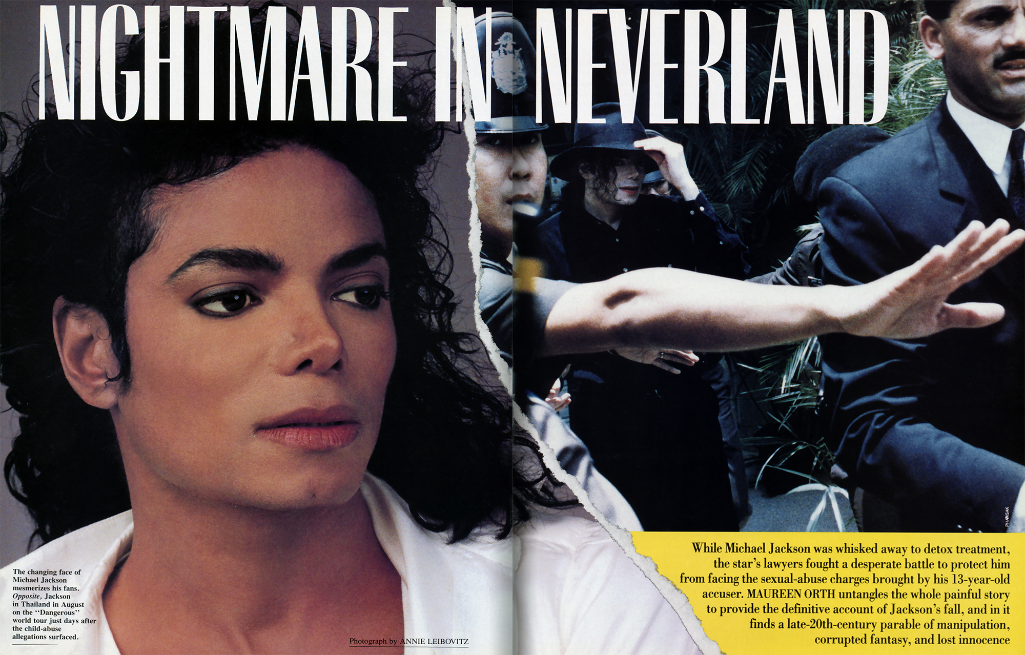 Leaving Neverland Holds Michael Jackson Guilty | Child Abuse Allegations