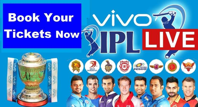 vivo ipl 2019 book tickets