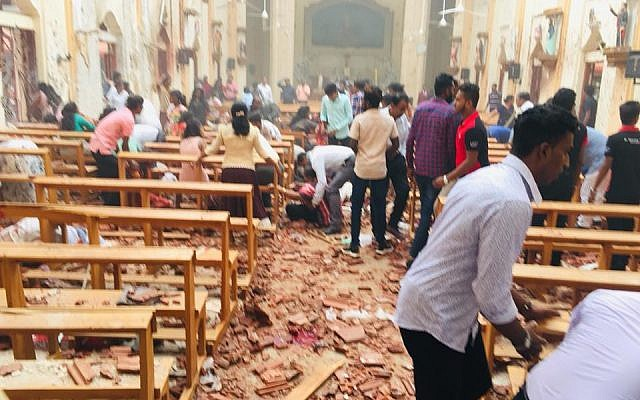 Sri Lanka Easter Sunday Terror Attacks | Colombo Blasts Hits 2 Hotels & 2 Churches