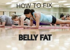 How to Fix Belly Fat Naturally | Reviewing Flat Belly Fix System
