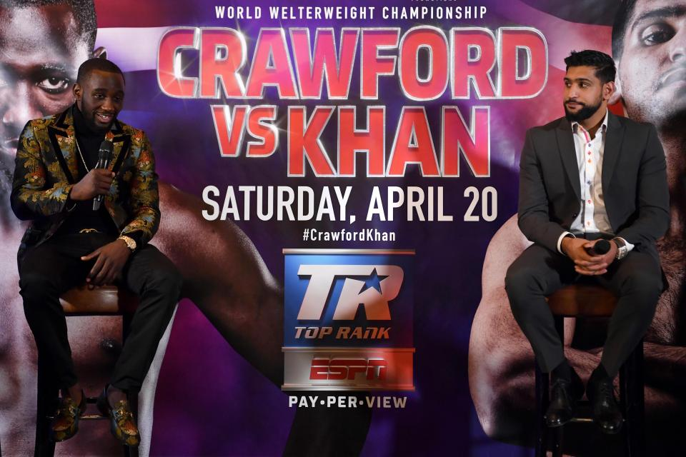 Terence Crawford vs Amir Khan WBO Title Fight | Everything You Need to Know