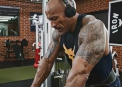 The Dwayne Johnson 21 Inch Gun Salute | 21 Reps Biceps Finisher