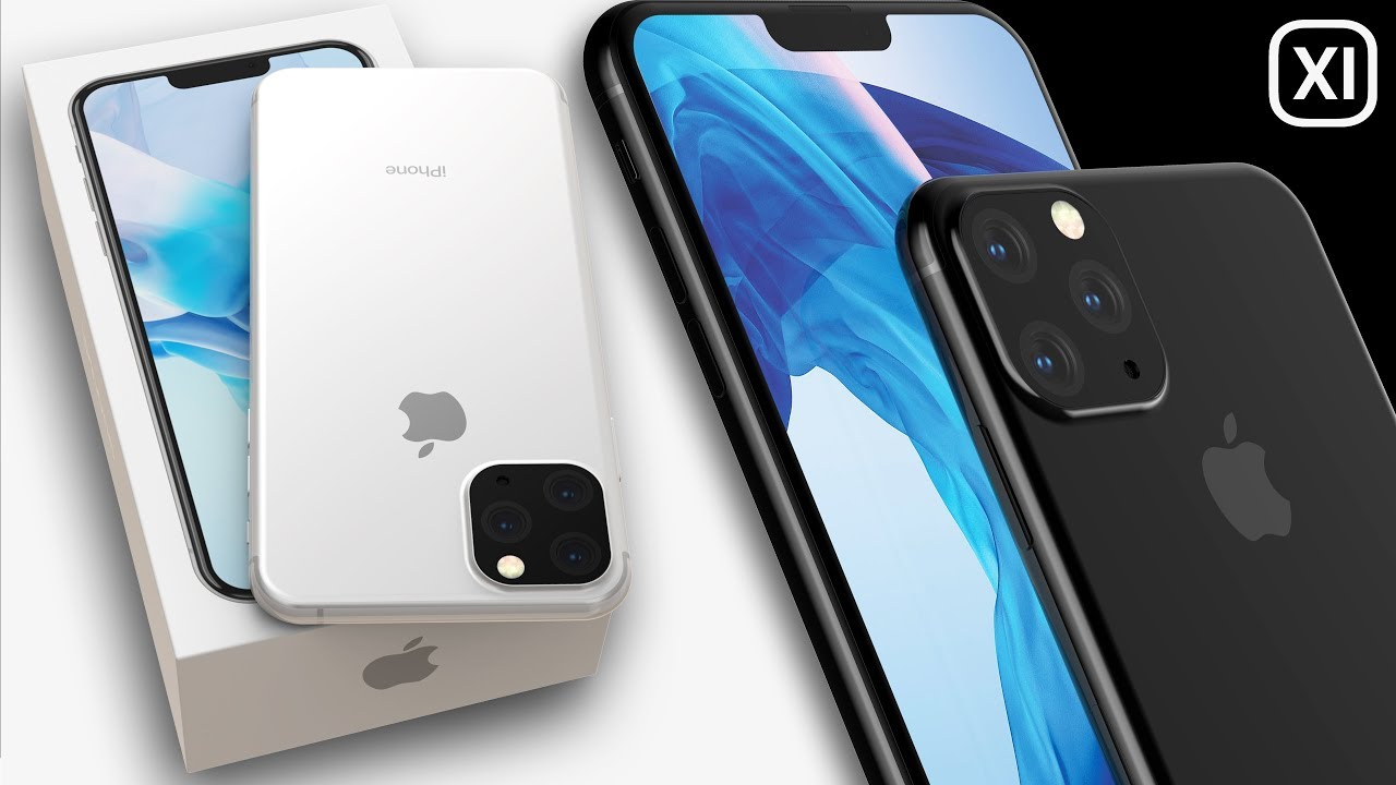 Apple iPhone 11 Design Leaked
