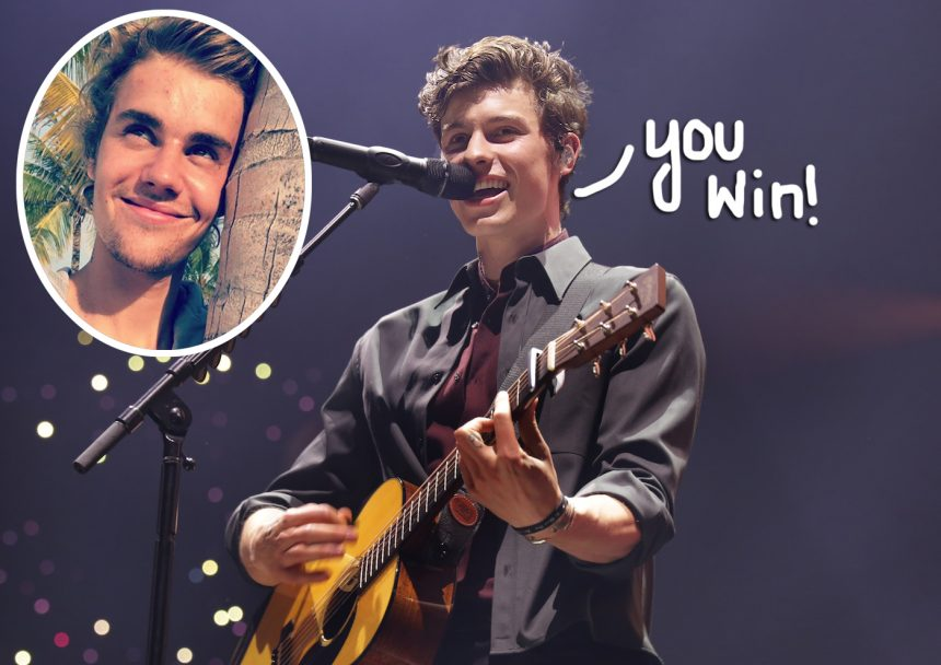 The Shawn Mendes Justin Bieber Challenge | Prince of Pop Title Up for Grabs