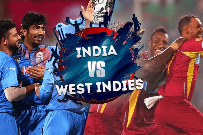 India vs Windies at Old Trafford
