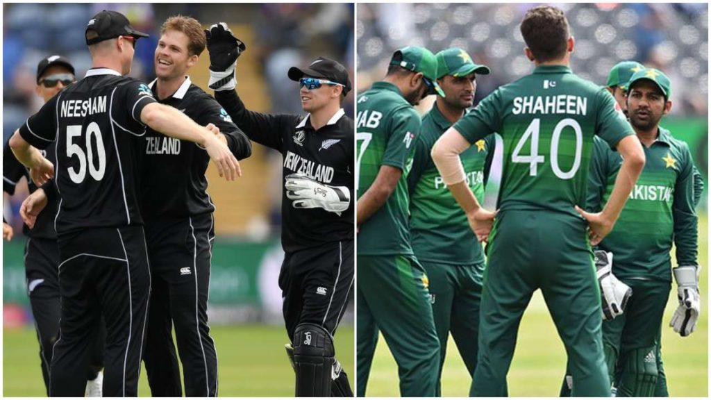 Pakistan vs New Zealand Match 33 Cricket World Cup