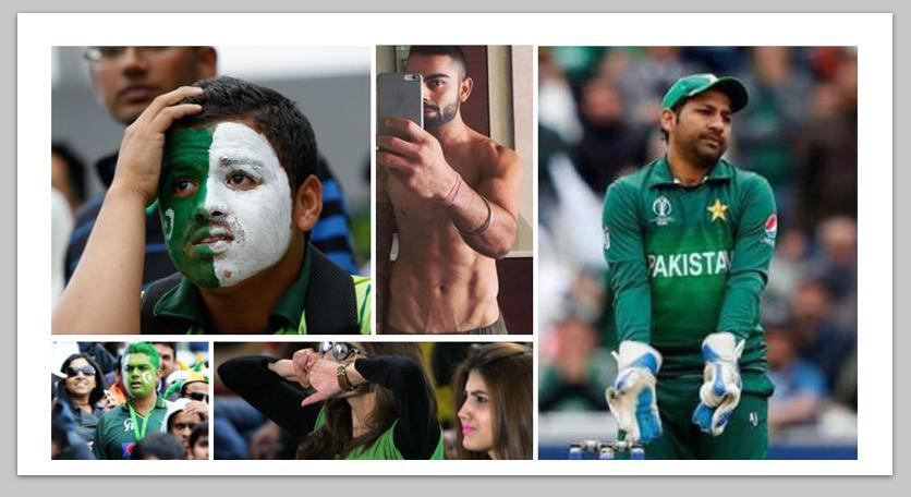Pakistani Fans Troll Their Own Cricket Team