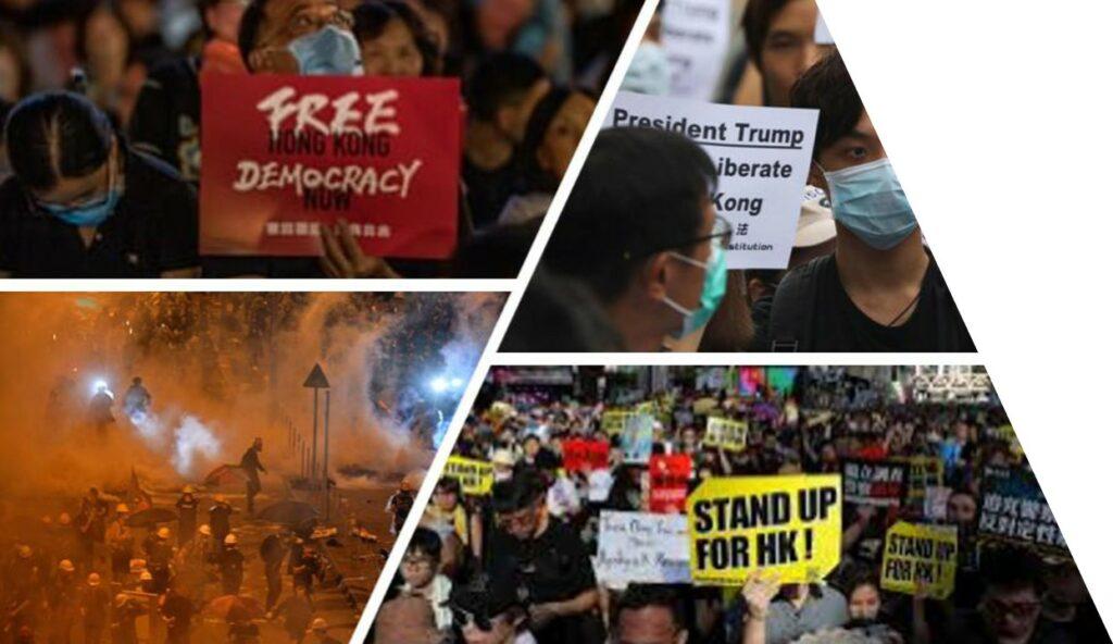 Motive Driving Hong Kong Protesters