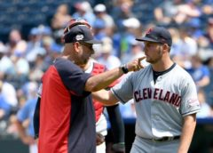 Trevor Bauer Throws Ball Over Fence | Does Bauer Need Anger Management
